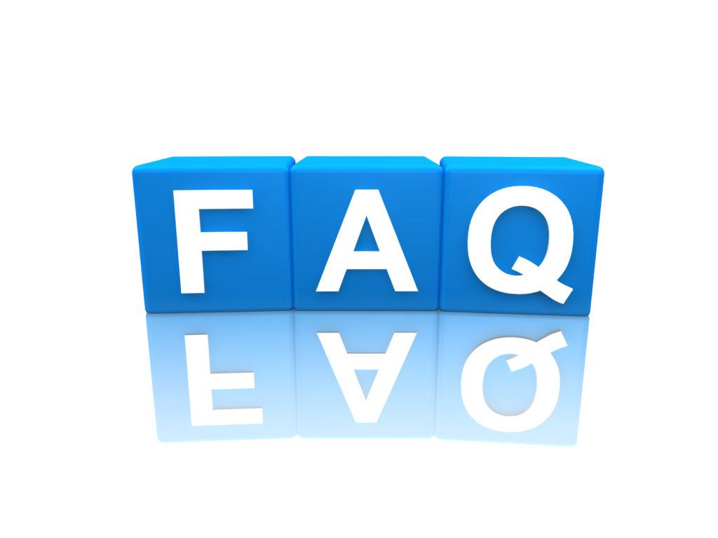 вопросы и ответы FAQ