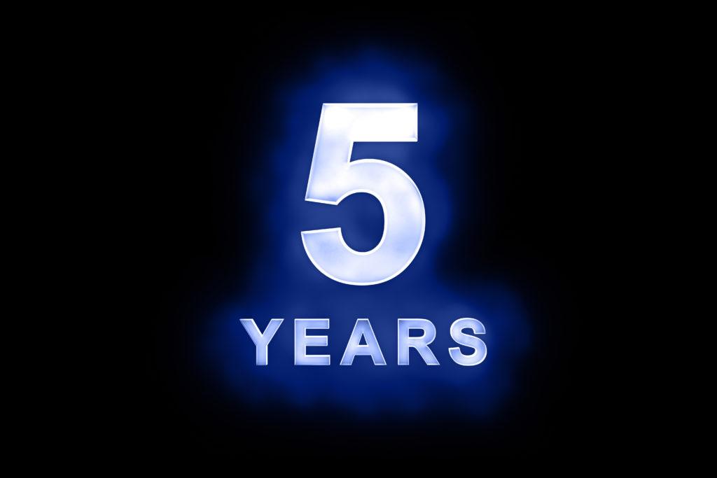5 лет компании Helpstudent24.ru